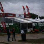 DB motorspots - Hospitality tent