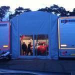 DB motorspots - Hospitality tent2