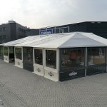 Gielissen - Snapper hospitality tent1