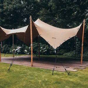 Stretchtent 3ply Flex 5×7,5m
