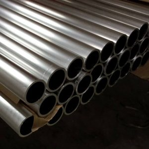 Aluminium palen