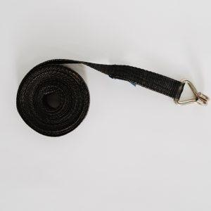 Spanband 35mm met haak – voor afspanning stretchtent