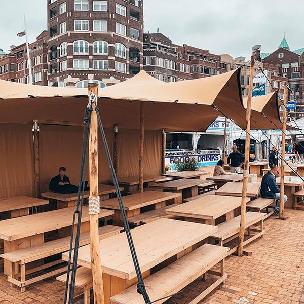 Creative tent systems zijwanden