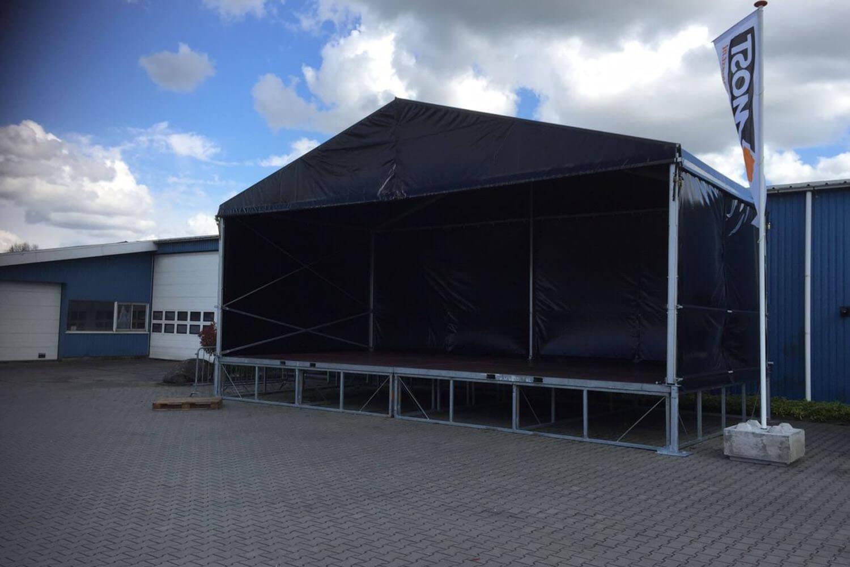 Creative tent systems Industrieel zeilwerk