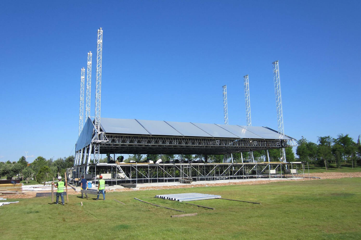 creative tent systems stage covers
